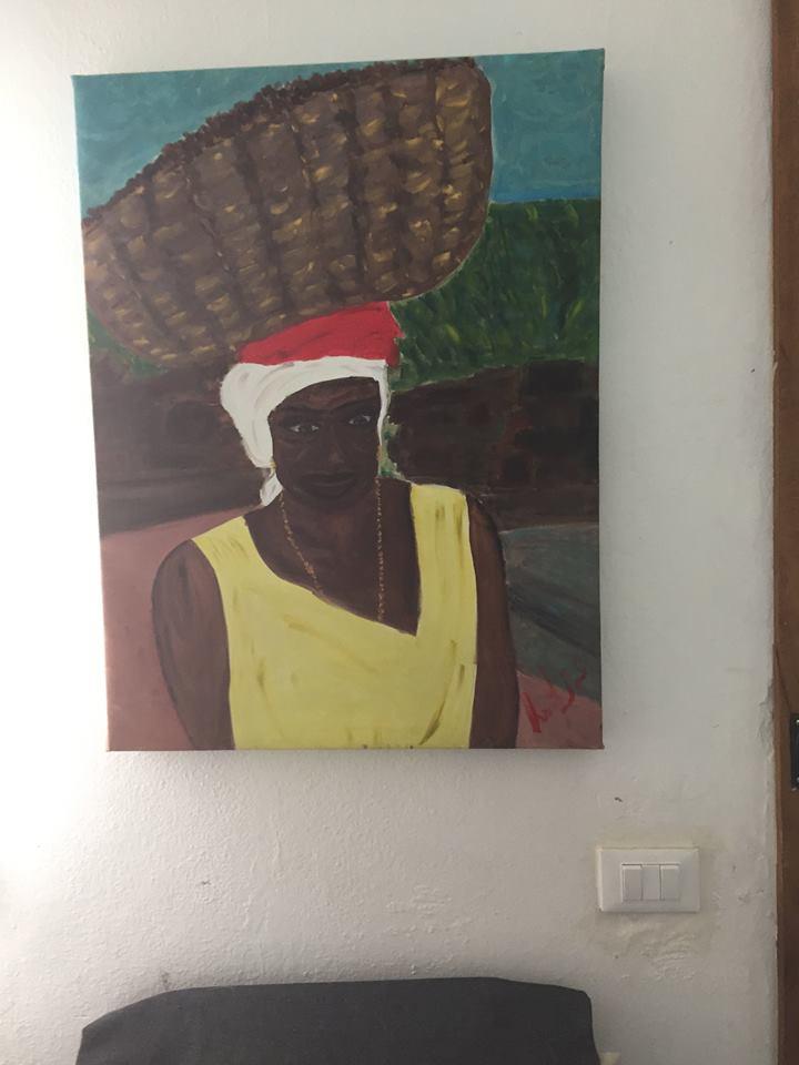 Arte e cultura in casa in affitto nell'isola di principe a sao tomè e principe