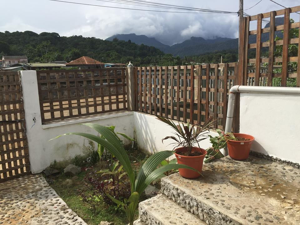 casa in affitto nell'isola di principe a sao tomè e principe