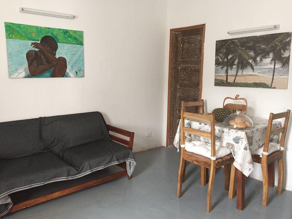 Casa affitto per vacanza avventura isola di principe africa