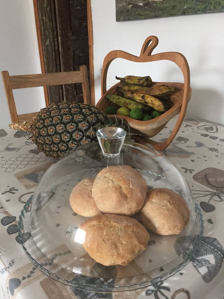 Mangiare in casa a Principe STP in casa in affitto