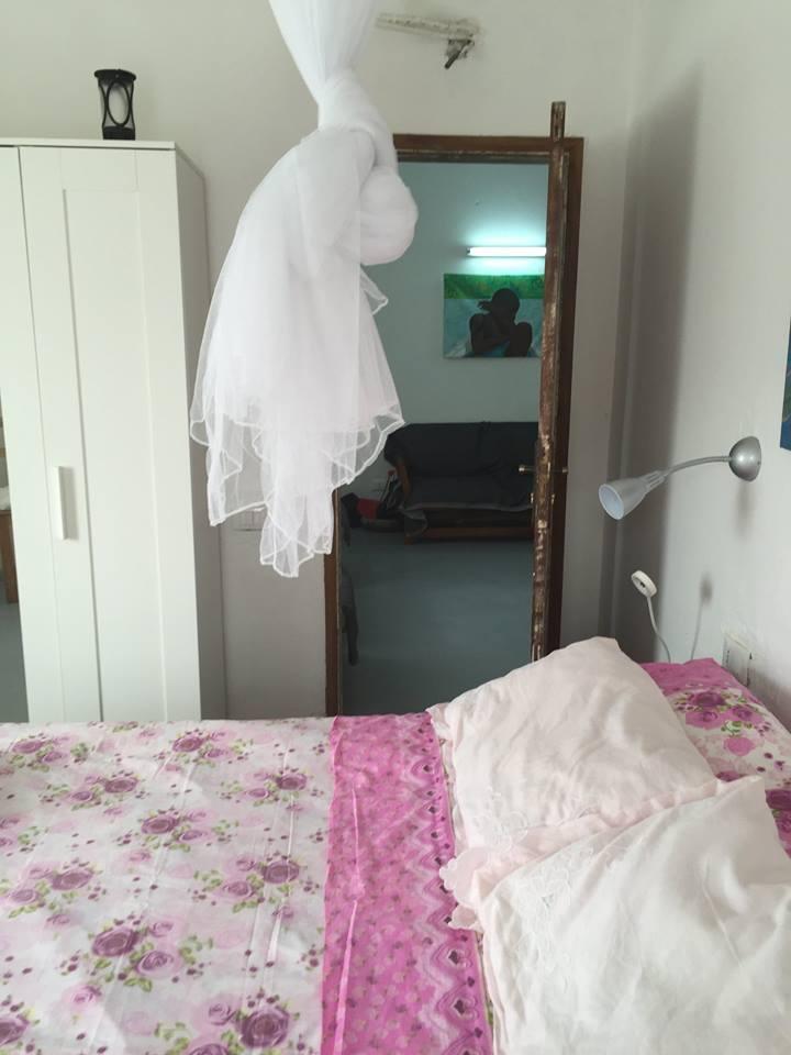 Affitto appartamento con due camere da letto nell isola di principe sao tomè