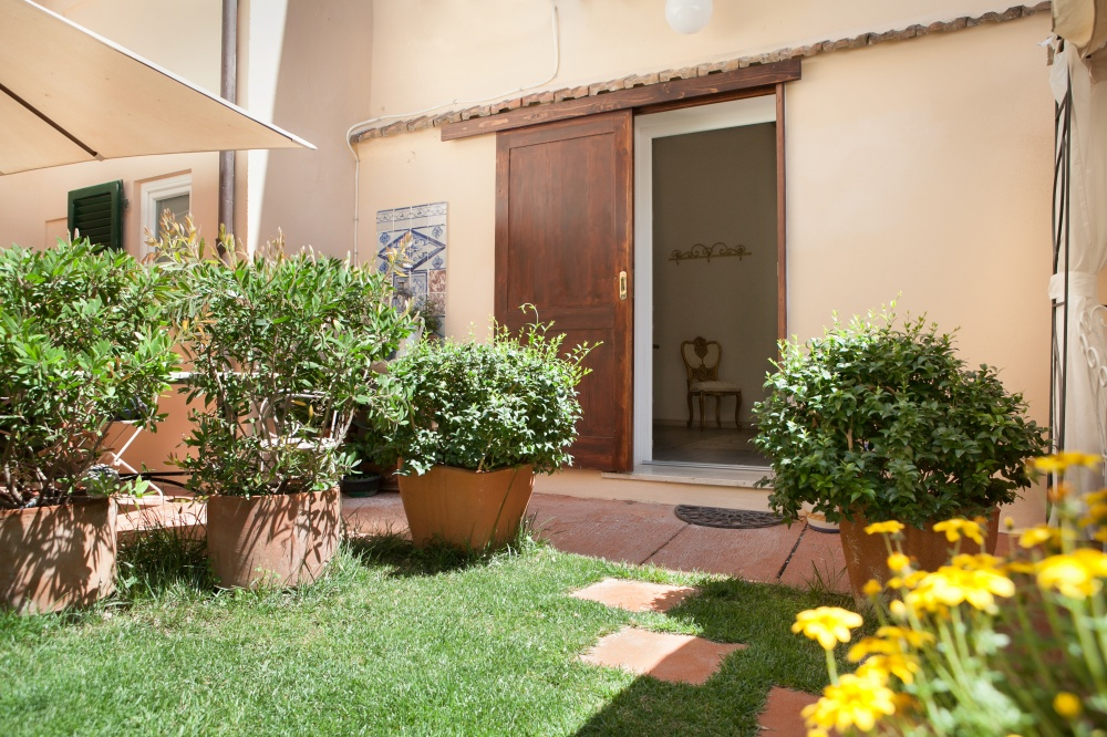 Vacanza relax gay friendly in boutique bed and breakfast in Residenza d'Epoca in toscana al mare