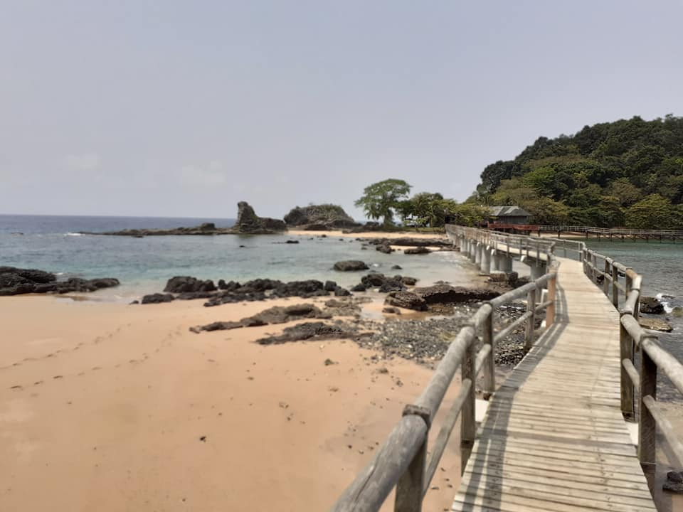 Soggiorno avventura al mare nell'isola di Principe Sao tomè e Principe con spiagge incontaminate