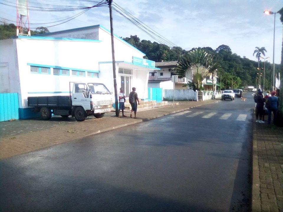 Soggiorno in casa affitto per vacanza a Santo Antonio nell' Isola di Principe STP