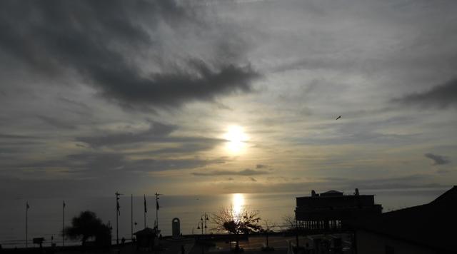 A follonica si ammirano meravigliosi tramonti