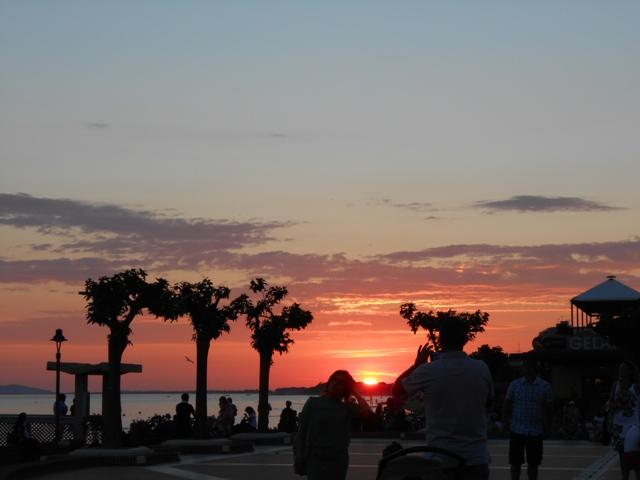Soggiorno a follonica per ammirare i tramonti