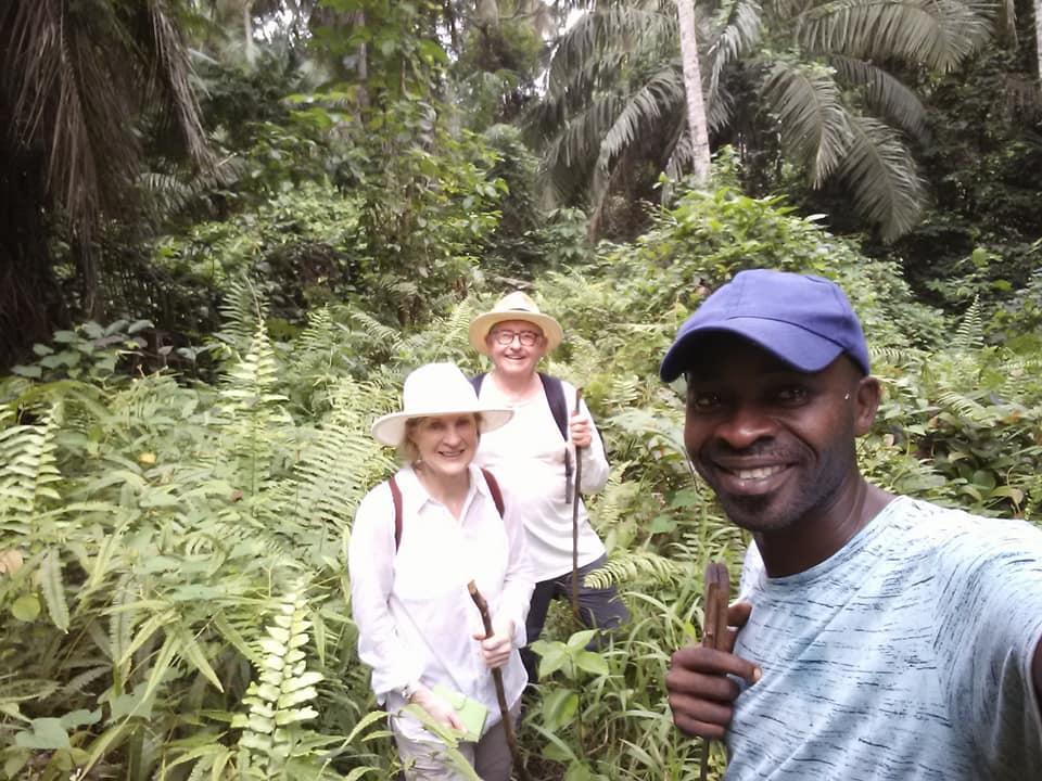 Appartamento a santo Antonio per vacanza avventura nell'Isola di Principe STP con foreste pluviali