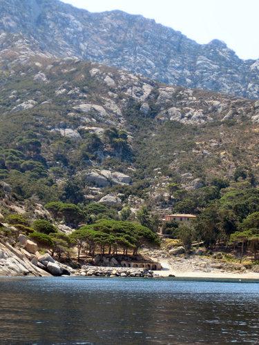 Escursioni di un giorno in barca nel parco dell´arcipelago toscano