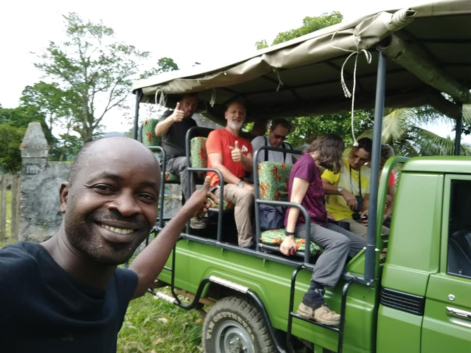 vacanza avventura a Santo Antonio Isola di Principe per escursioni nella foresta vergine dell'isola