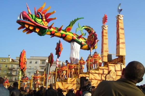 Il Carnevale a Follonica