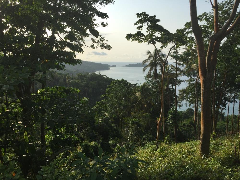 Soggiorno in appartamento nelle isole del cacao isola di Principe Sao tomè e Principe