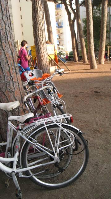 Girare in città e nei dintorni di follonica in bicicletta