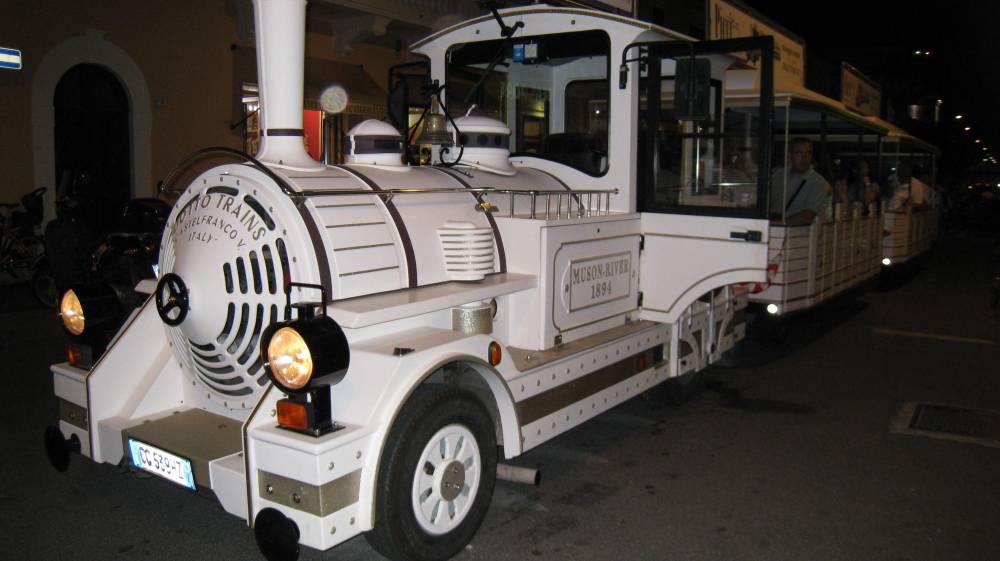 Copme spostarsi a follonica con il treno