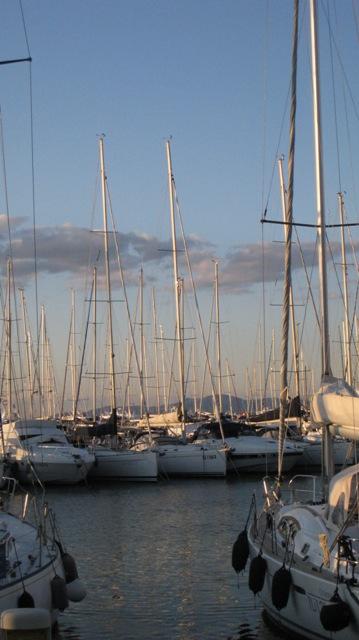 Gita in barca a vela a Follonica