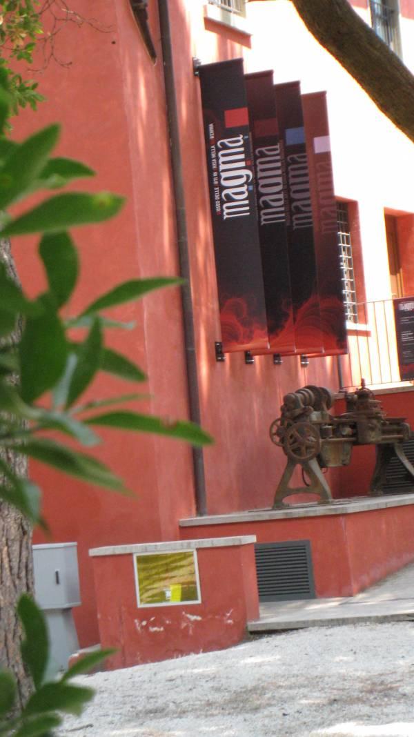 MAGMA: il museo della ghisa