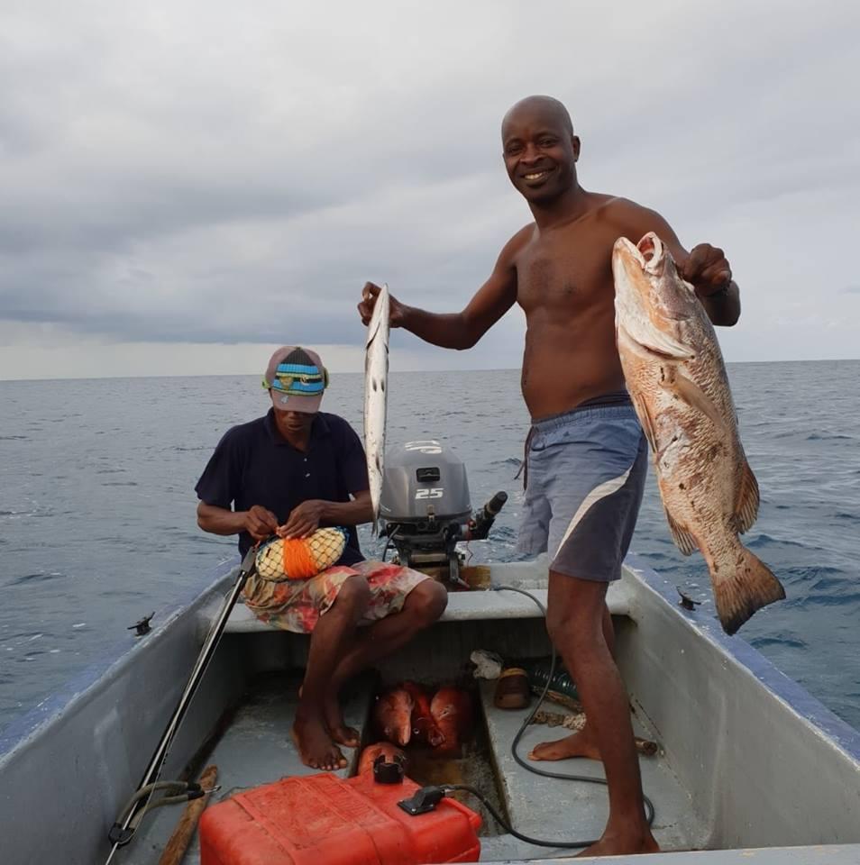 Soggiorno nell Isola di Principe sao tomè e principe africa per escursioni di pesca in barca