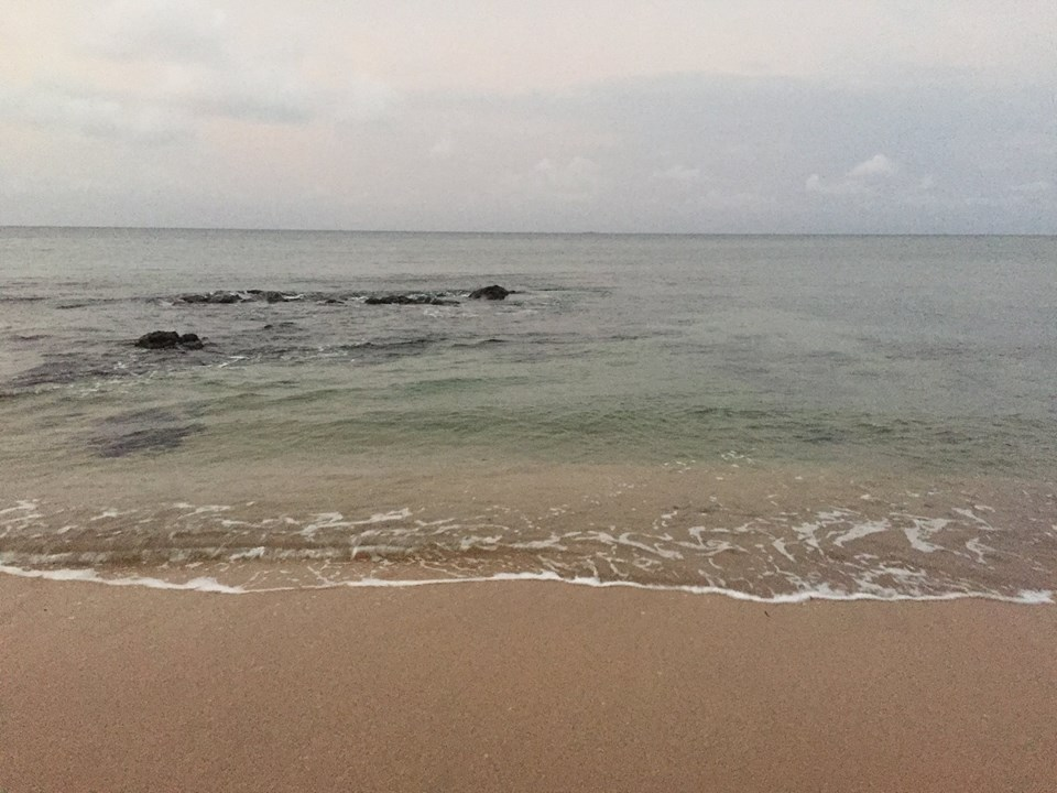 Viaggio v ventura nell'isola di principe sao tomè
