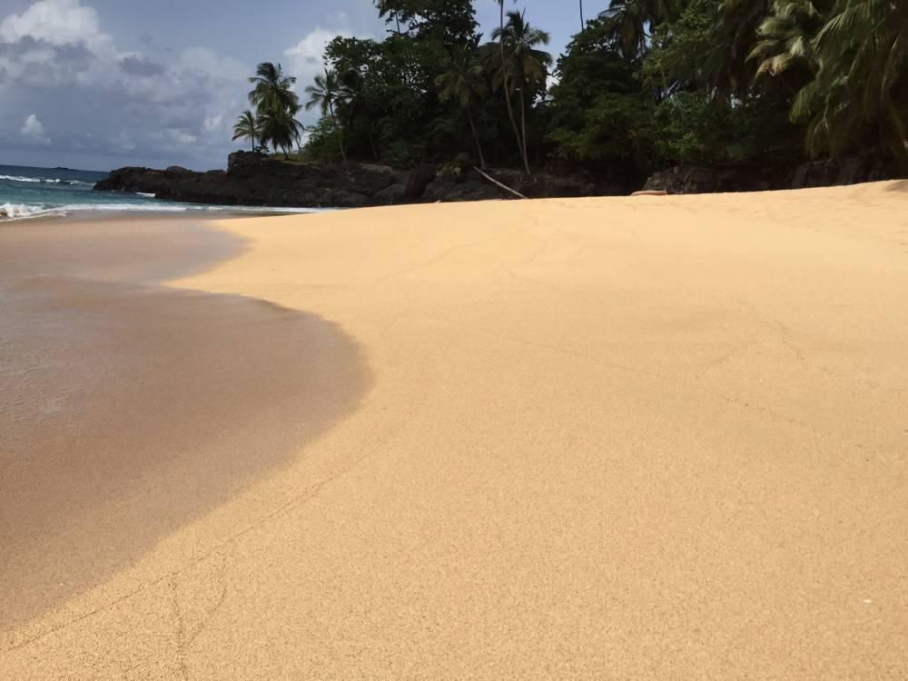 Viaggio a principe isole del cacao in africa