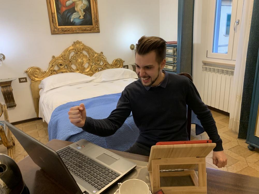 Lavorare in Superior room in Charming B&B a Follonica
