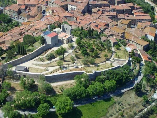 Tra i borghi medioevali dell'Alta Maremma