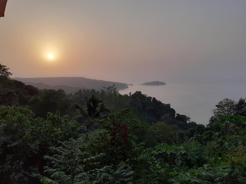 Soggiorno in appartamento nell'Isola di Principe STP con paesaggi mozzafiato e foreste incontaminate